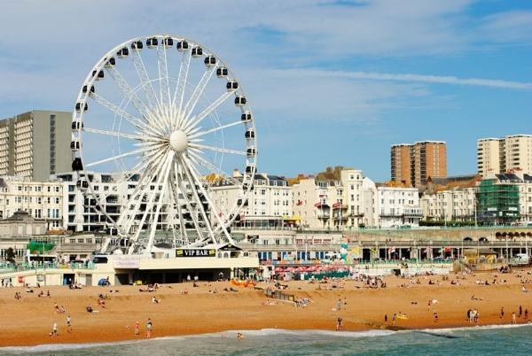 Brighton by harleytimberlake