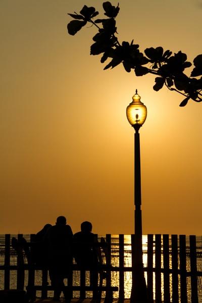Sun lamp by IanSR