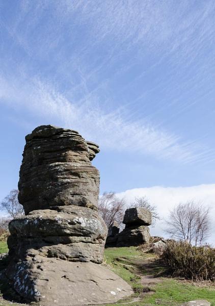 Rocks & Sky by Pollyjc