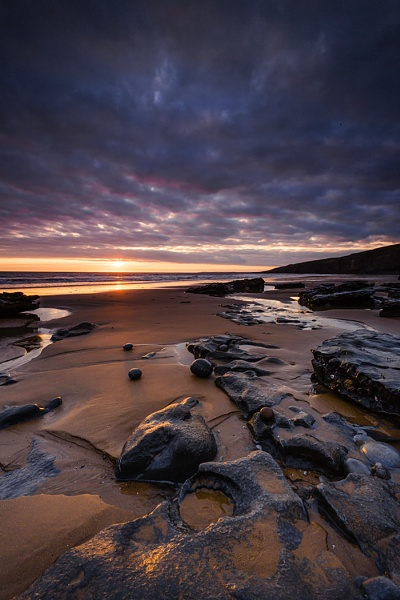 Dunraven Moods by Alan_Coles