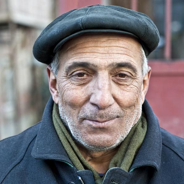 Old Man by TrevorH