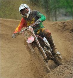 Mud Storm...