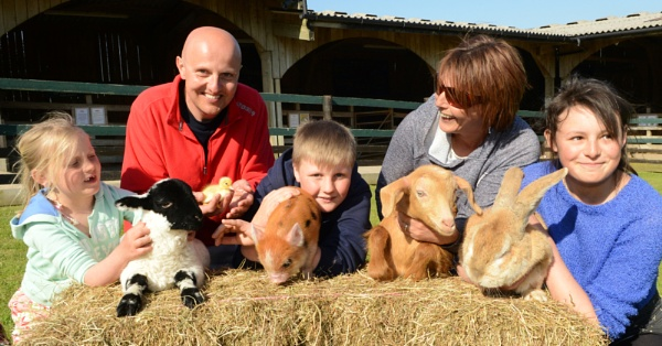 Easter fun on the farm by Dugs