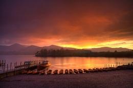 Rainey Sunset
