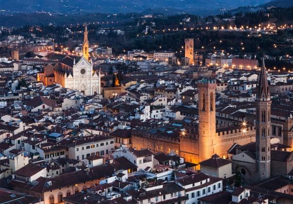 Firenze by Tynnwrlluniau