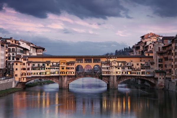 Ponte Vecchio by Tynnwrlluniau