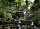 Yorkshire Moor....Scalebar Falls by TONKSPHOTO