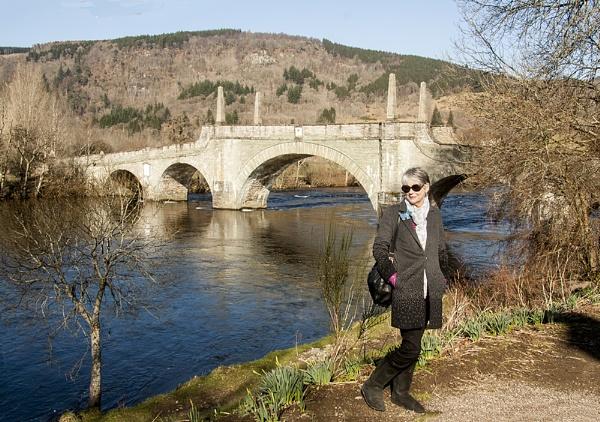 Wade\'s Bridge Aberfeldy by Irishkate
