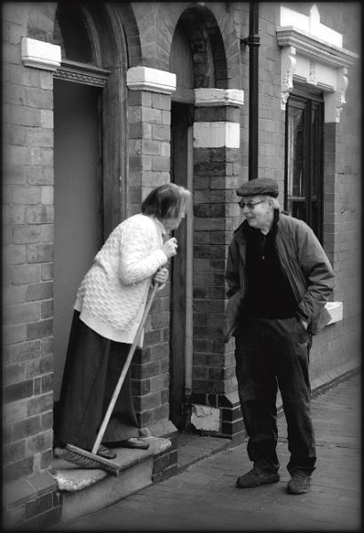 Just Chatting by bwlchmawr