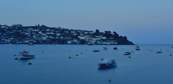 Blue Dawn by kojak