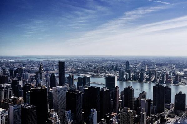 Classic New York by stevewlb