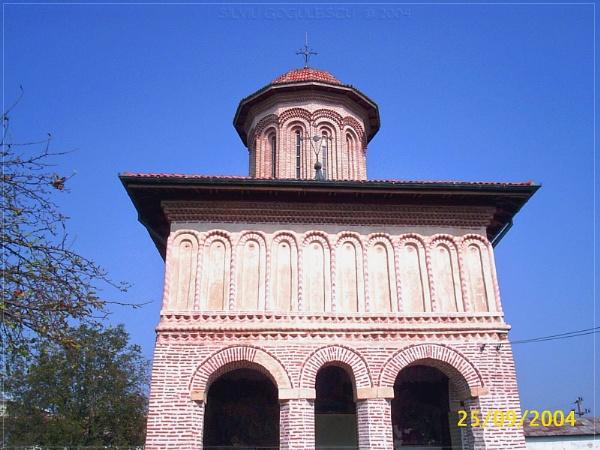 Plataresti Monastery II by gss