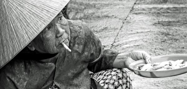 Hoi An Vietnam Street Portrait by Radders3107
