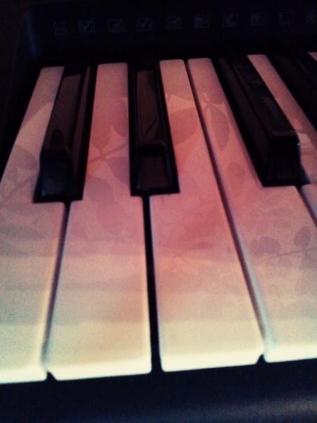 Piano by Chrisjaz