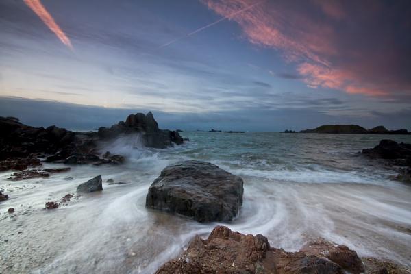 Green Island Sunrise by happysnapper