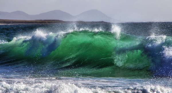 Crest of a Wave by CameronCamera
