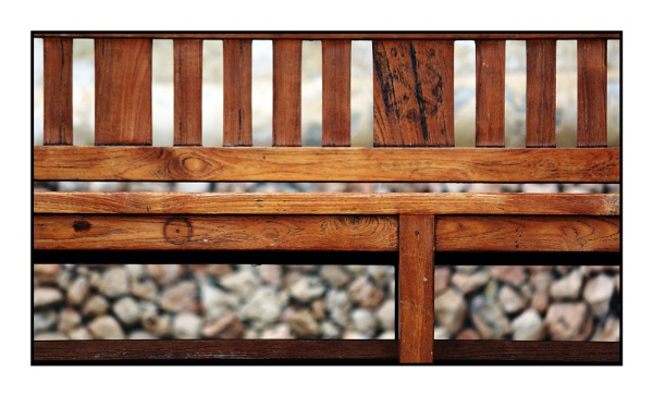 Bench - Abstract by alistairfarrugia