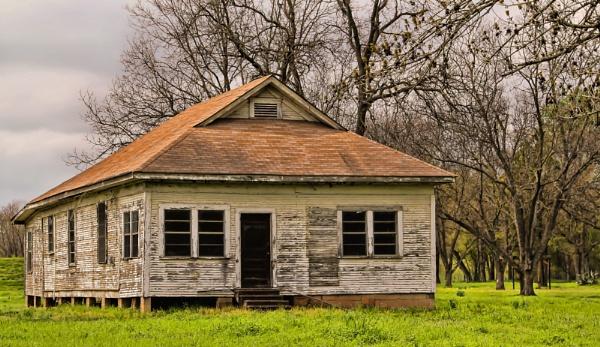 Slave cabin by termite53