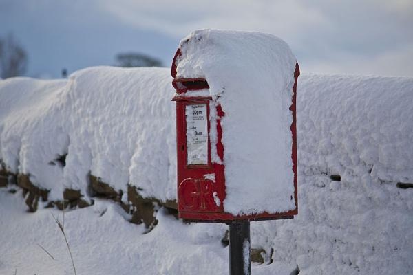 Post Box by danbrann