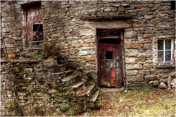 The Red Door by Desb