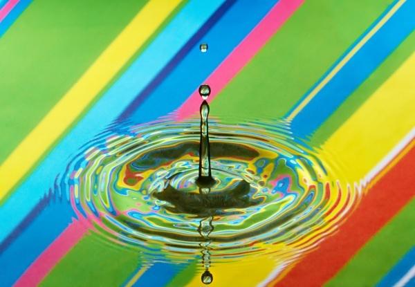 Splash of Colour by KarlC