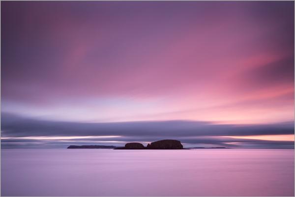 Ballintoy Coastal Sunrise by PhilNewberry