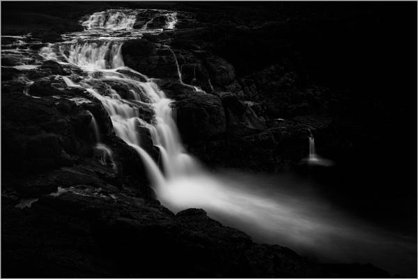 Dunseverick Falls by PhilNewberry