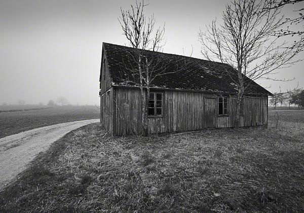 The old barn by galskjaer