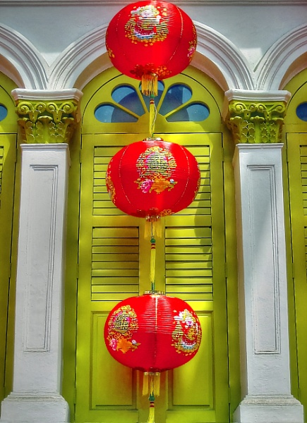 Pagoda Street Singapore by StevenBest