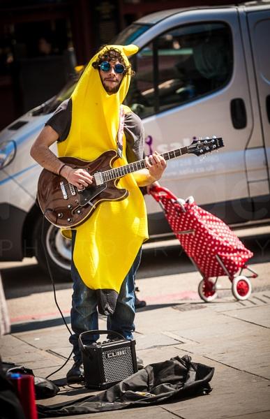 Banana Man by ade_mcfade