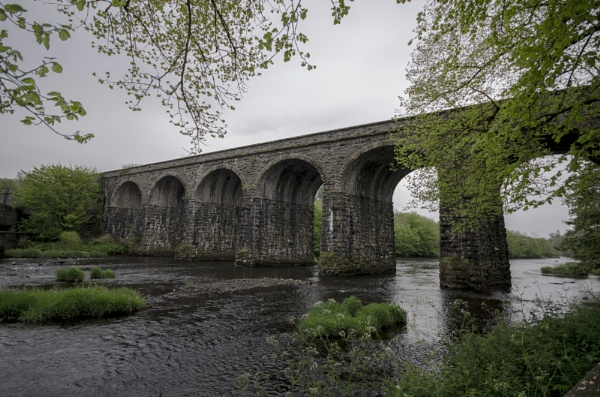 Randalstown Viaduct by OceanOak