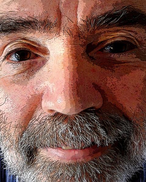 Self Portrait by MIKEYMIKEY