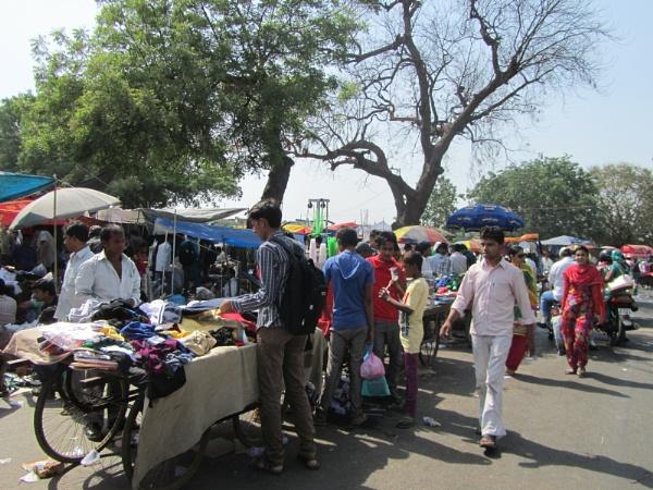 New Delhi Markets by wwandrag