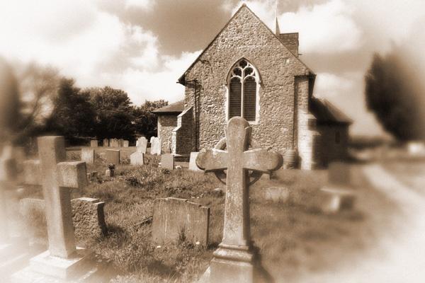 Stambridge Church by shoestring