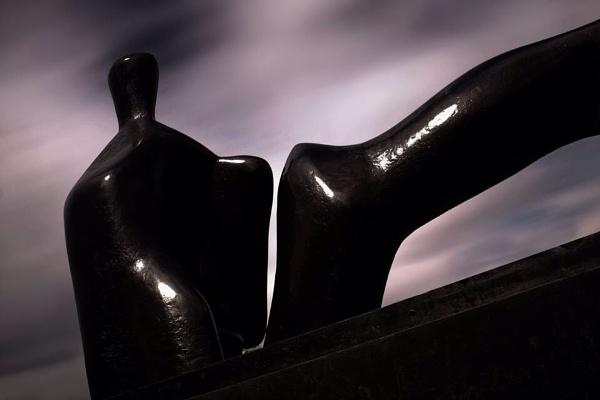 Henry Moore by stevewlb