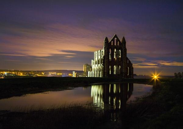 Whitby Abbey by SteveSmart