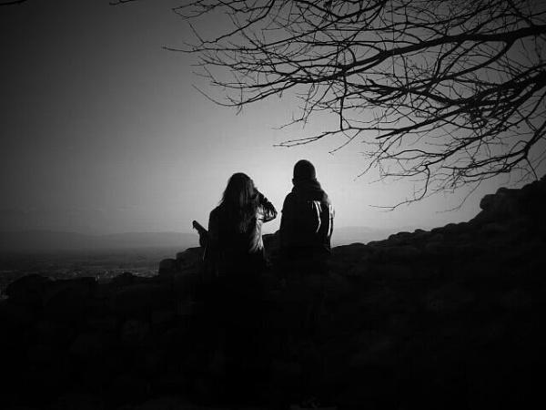 The couple and... by Sladjana71