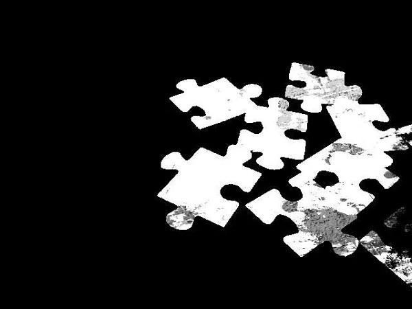let The broken pieces ..... by Sladjana71