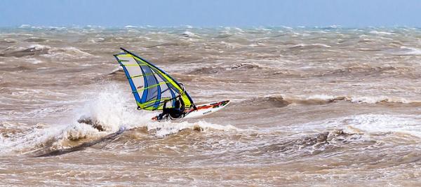 Wind Surfer by JJGEE