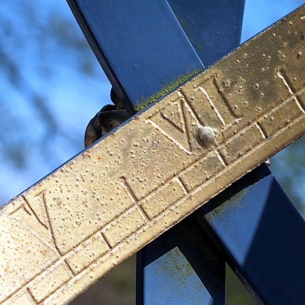 Mottisfont Sundial by pamelajean