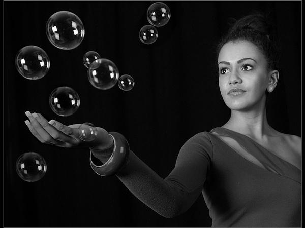 Bubbles by retec