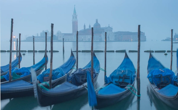 Morning mist, Venice by camay