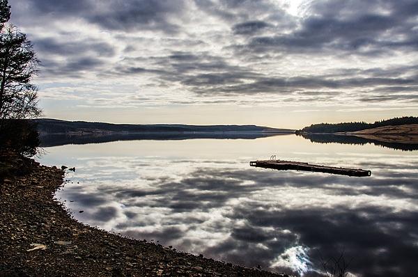 Kielder Sunrise by icphoto