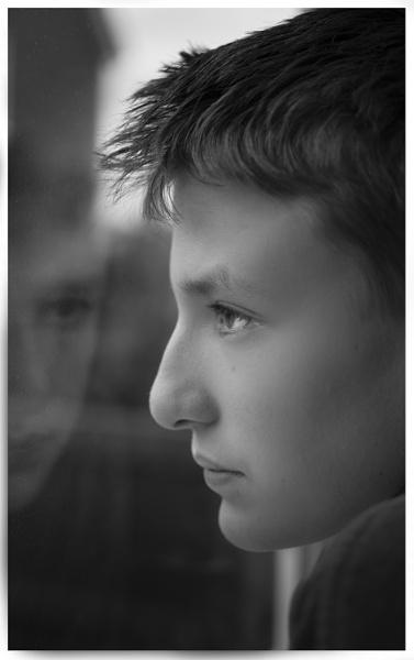 Ben - Window Portrait by woodlandlad