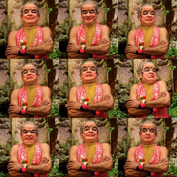 Kathakali Emotions by alansnap