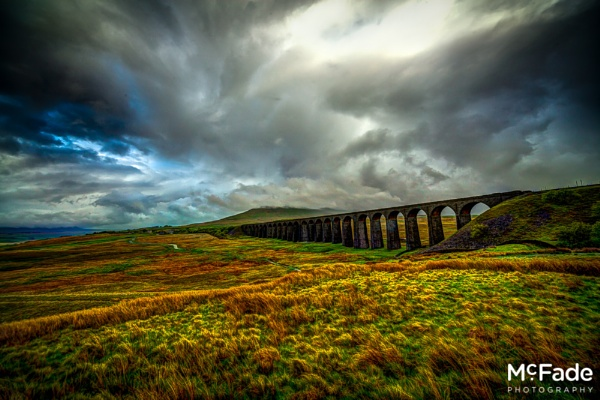 Grim at Ribblehead by ade_mcfade