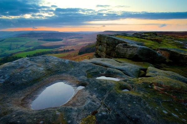 Stanage Edge, Derbyshire by ScotDoc