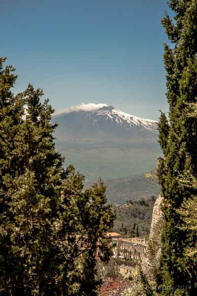 Etna From Taormina by Trev_B