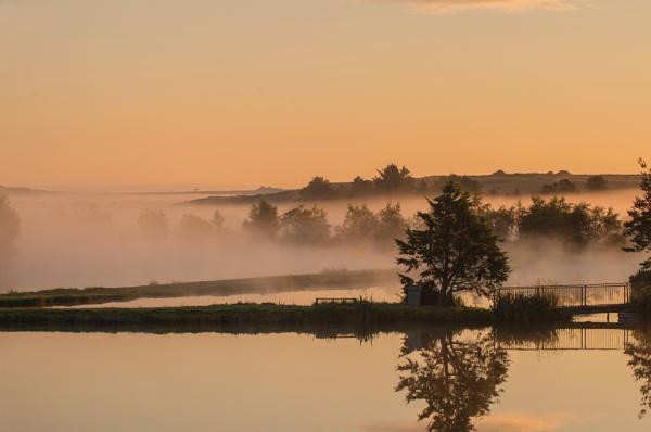 Ayrshire Sunrise by bmurray