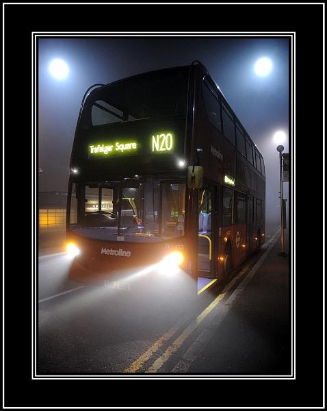 Nite bus by MTFernandes